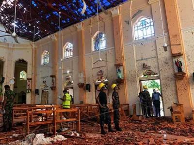 ایسٹر دھماکوں میں ایک خاتون سمیت 9 خود کش حملہ آور ملوث تھے، خود کش بمبار تعلیم یافتہ تھے:سری لنکا