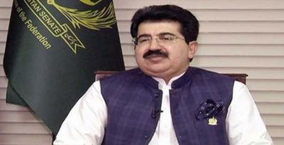 پاکستان خطے میں امن اور استحکام کاخواہاں ہے:چیئرمین سینٹ