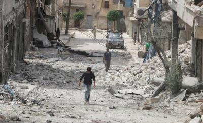 شام کے صوبہ ادلب میں بم دھماکا, سترہ افراد ہلاک اور بیسیوں زخمی