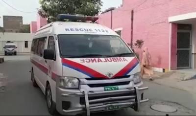 لاہور میں گھریلو جھگڑے پر بیٹے نے باپ اور 2 بہنوں کو قتل کر کے خود کشی کرلی