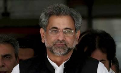 ایل این جی کیس:شاہد خاقان عباسی کے جوابات جمع ، تمام الزامات مسترد کردیئے