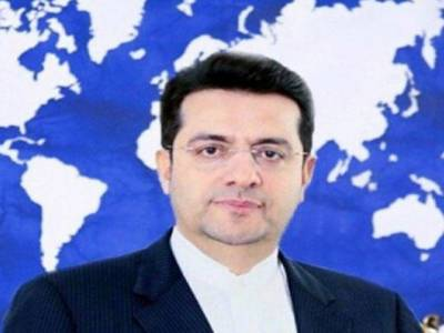کسی ملک کوعالمی منڈی میں اپنے تیل کی فروخت کی جگہ لینےکی اجازت نہیں دینگے:ایران