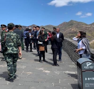پاک چین دوستی زندہ باد : وزیر خارجہ