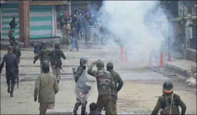 مقبوضہ کشمیر: بھارتی فوج کی ظلم و بربریت جاری،فائرنگ سے 2 کشمیری نوجوان شہید