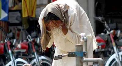 کراچی: ہیٹ ویو الرٹ جاری،درجہ حرارت 40سے 42ڈگری سینٹی گریڈ کا خطرہ:محکمہ موسمیات