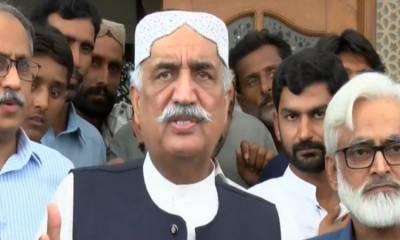 وفاق نے سندھ کو فنڈز کم دیے، صوبے کی ترقی رک گئی:خورشید شاہ