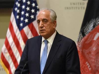 امریکہ اورطالبان کے نمائندوں کے درمیان قطر میں امن مذاکرات کا چھٹا دور