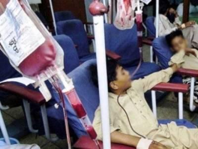 لاڑکانہ: ایڈز کےمریضوں کی تعداد 65 ہو گئی، بچوں کی بڑی تعداد شامل