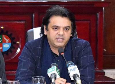 تحریک انصاف عوام میں مقبول ترین سیاسی جماعت ہے:عثمان ڈار