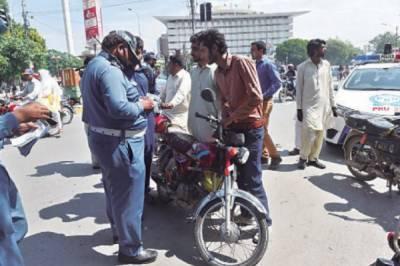 نئے موٹر سائیکل کی رجسٹریشن کیلئے لائسنس لازمی قرار