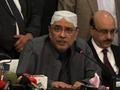 لگتا ہے آئی ایم ایف کا آفس پاکستان شفٹ ہو رہا ہے: آصف زرداری