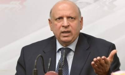 قوم دہشت گردی کے خلاف متحد,امن دشمنوں کی سازشوں کو کامیاب نہیں ہونے دیں گے:گورنر پنجاب