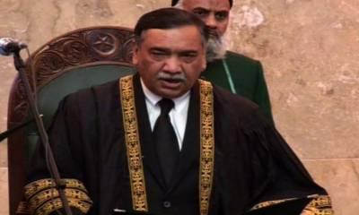 کیا سموسے کی قیمت بھی عدالت نے طے کرنی ہے؟چیف جسٹس پاکستان
