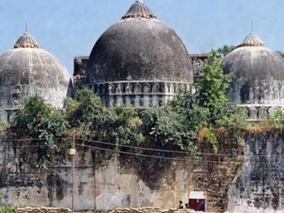 بابری مسجد کا تنازع حل کرنے کیلئے ثالثی کمیٹی کو 15 اگست تک کا وقت