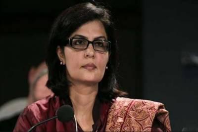 ڈاکٹر ثانیہ نشتروزیراعظم کی معاون خصوصی برائے غربت مٹاو مہم مقرر