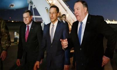 امریکی محکمہ خارجہ کا عراق سے غیر ضروری سفارتی عملے کو نکلنے کا حکم