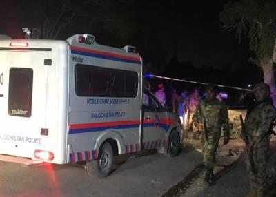کوئٹہ دھماکے کا ایک اور زخمی اہلکار چل بسا