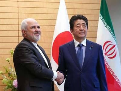 جاپان کا ایران کےساتھ اپنےروایتی دوستانہ تعلقات برقرار رکھنےمیں اظہار دلچسپی