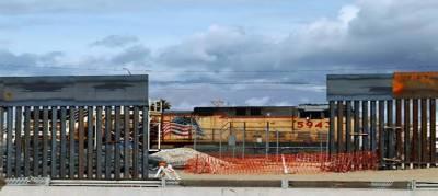 ٹرمپ کی جانب سے میکسیکو سرحد دیوار کی تعمیر کیلئے فنڈز فراہمی فیڈرل کورٹ میں چیلنج