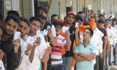 بھارت : لوک سبھا انتخابات کا فائنل راؤنڈ