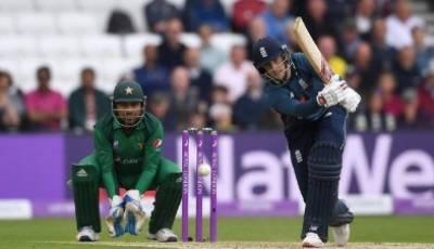 پانچواں ون ڈے،برطانیہ کا پاکستان کو جیت کیلئے 352رنز کا ہدف