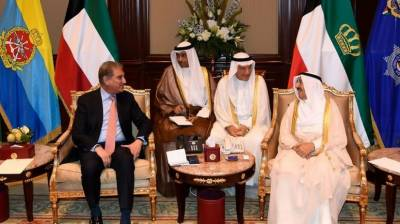 पाकिस्तान कुवैत के साथ अपने ताल्लुक़ात को इंतिहाई एहमीयत देता है:वज़ीर-ए-ख़ारजा