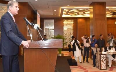 کویت کی قیادت کا کشمیر کے بارے میں پاکستان کے مؤقف کی حمایت : شاہ محمود قریشی