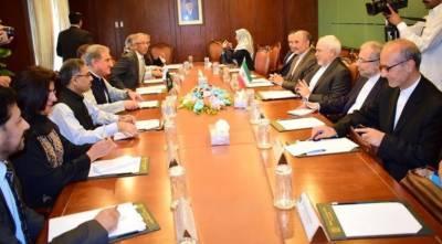 پاکستان اور ایران کے درمیان دو طرفہ معاملات پر تعاون بدستور جاری رکھنے پر اتفاق