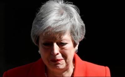 برطانوی وزیراعظم تھریسا مے کا مستعفی ہونے کا اعلان