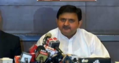 چیئرمین نیب کے انٹرویو کے خلاف عدالت میں جائیں گے:مسلم لیگ( ن) کے رہنما ملک احمد خان