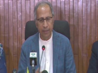 آئی ایم ایف سے معاہدے کی منظوری تک شرائط منظرعام پر نہیں لائیں گے: مشیرخزانہ ڈاکٹرحفیظ شیخ