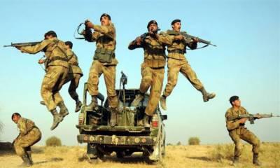 شمالی وزیرستان:دہشتگردوں کے حملے میں پاکستان آرمی کا 1 اہلکار شہید،2دہشتگرد ہلاک