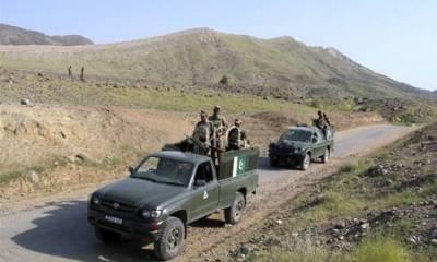 شمالی وزیرستان: مکی گڑھ چوکی پر دہشتگردوں کا حملہ ناکام