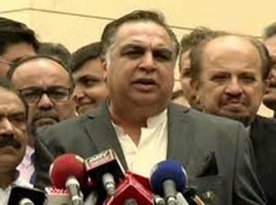 وفاقی حکومت کو کوئی خطرہ نہیں، جسے جو کرنا ہے کرلے: گورنر سندھ عمران اسماعیل