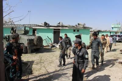 طالبان کا سیکیورٹی اہلکاروں پر حملہ، 6 اہلکار ہلاک