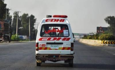 بھکر میں ٹریفک حادثہ، 5 افراد جاں بحق، 20 زخمی