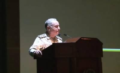 پاک بحریہ پاکستان کے میری ٹائم سیکیورٹی چیلنجز سے نمٹنے کے لیے ہمہ وقت تیار ہے: نیول چیف