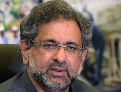 سیاستدانوں کو بدنام کرنے کیلئے کیسز بنائے جا رہے ہیں: شاہد خاقان