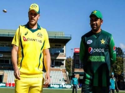 عالمی کپ کرکٹ:آج پاکستان کا مقابلہ آسٹریلیا سے ہوگا