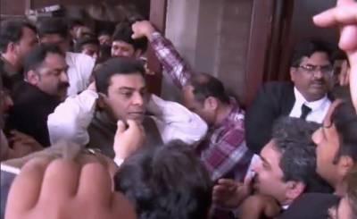 احتساب عدالت:حمزہ شہباز 14 روزہ جسمانی ریمانڈ پرنیب کے حوالے