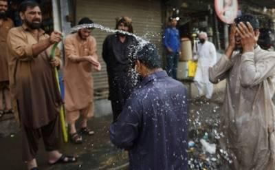 کراچی میں ہیٹ ویو کا خدشہ