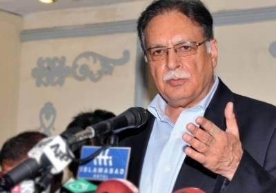ریلیف دینے والے جیل اور تکلیف دینے والے اقتدار میں ہیں:پرویز رشید