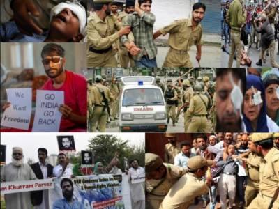 مقبوضہ کشمیر:ایمنسٹی انٹرنیشنل کا بڑا کارنامہ،بھارت کا مکروہ چہرہ بے نقاب