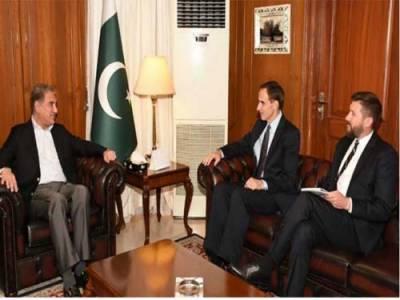 پاکستان افغان امن عمل میں اپنا مفاہمتی کردار اداکرتارہےگا:وزیرخارجہ