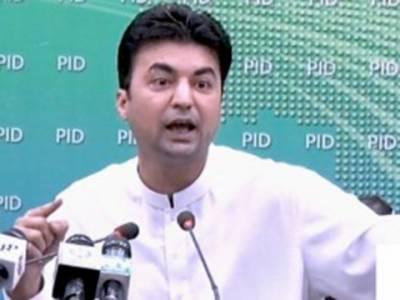 احسن اقبال سے کہتا ہوں آپ کے گھبرانے کا وقت آگیا: مراد سعید