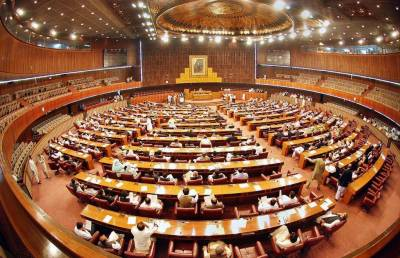 قومی اسمبلی:پارلیمانی تاریخ میں پہلی بار حکمران جماعت نے کارروائی میں رکاوٹ پیدا کر دی، اجلاس نہیں چلنے دیا