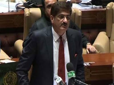 سندھ کا مالی سال 20۔2019ء کا بجٹ ایوان میں پیش