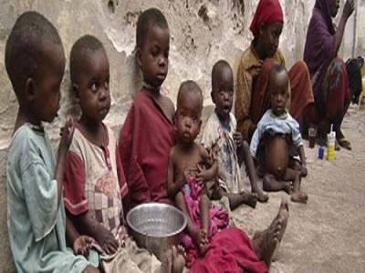 جنوبی سوڈان میں تقریباً سترلاکھ افرادکو شدید غذائی قلت کاسامنا