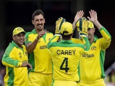 آسٹریلیا نے سری لنکا 87 رنز سے شکست دیدی