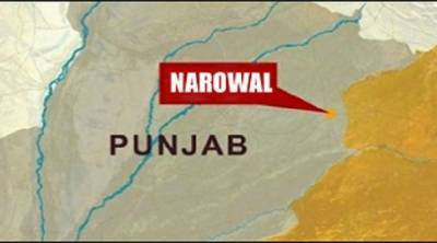 نارووال:کوسٹر اور وین میں تصادم، 5افراد جاں بحق،15زخمی